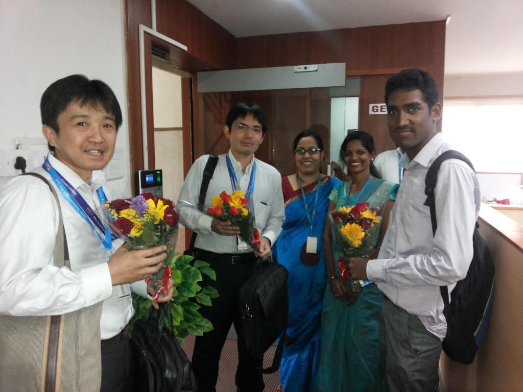 japanese delegates